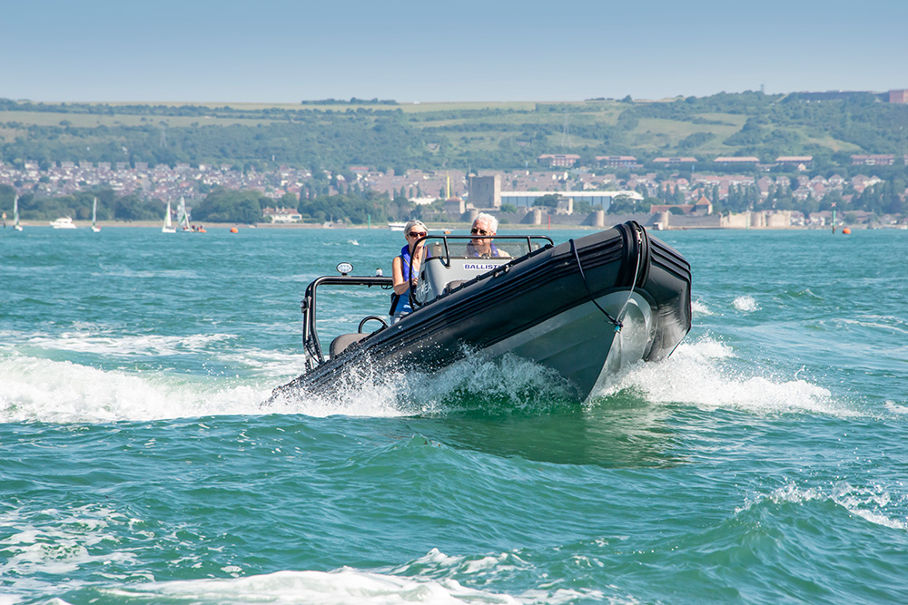 Towing your RIB - Part 1 of our essential boat towing guide - towing