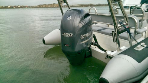 Yamaha Outboard Engines | Leisure & Commercial RIBs by Ballistic - Ballistic 6.5