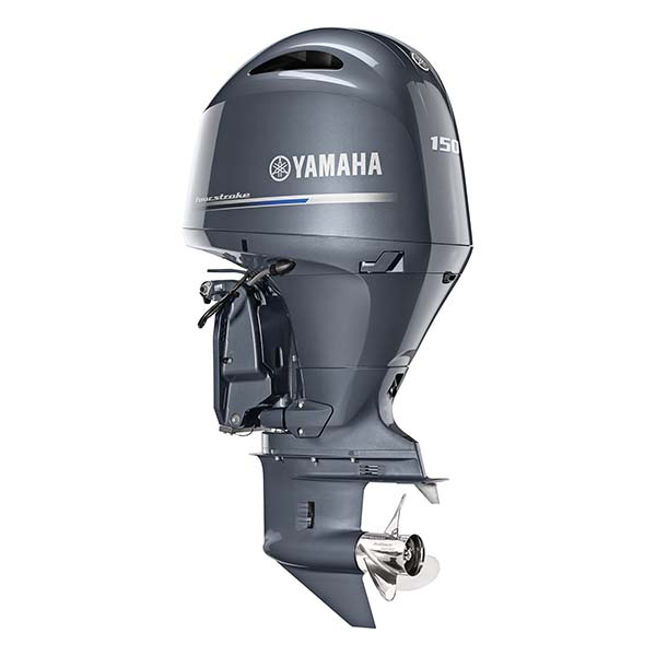 Yamaha Outboard Engines | Leisure & Commercial RIBs by Ballistic - f150