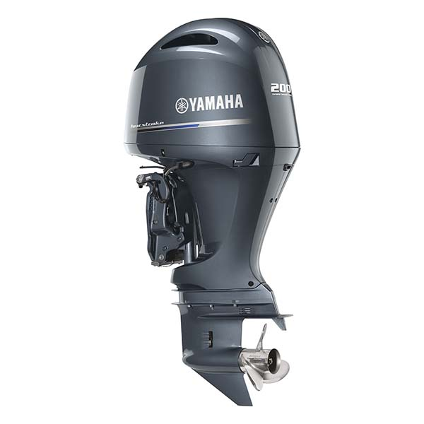 Yamaha Outboard Engines | Leisure & Commercial RIBs by Ballistic - f200