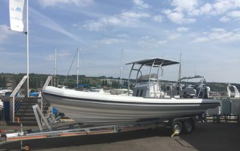 Ballistic RIBs For Sale - Commercial & Leisure RIBs - towing rib