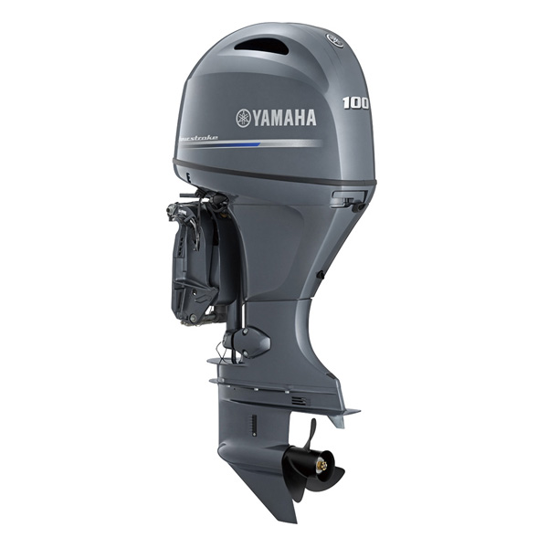 Yamaha Outboard Engines | Leisure & Commercial RIBs by Ballistic - f100