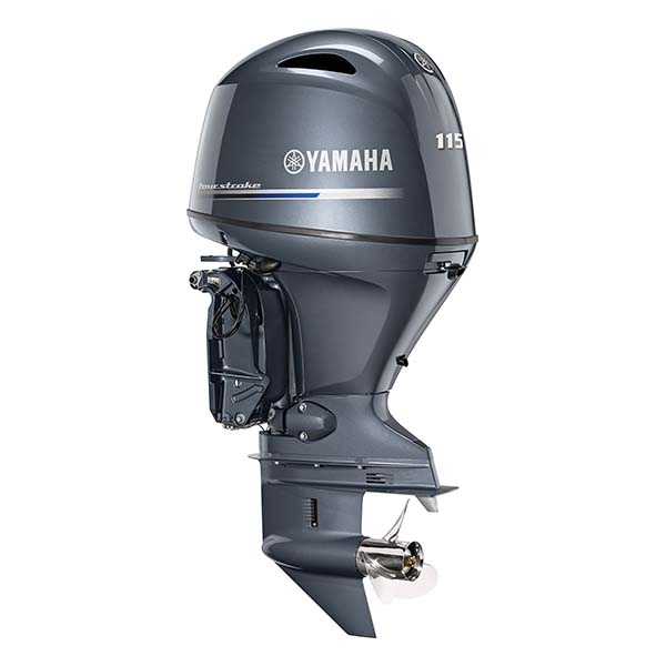 Yamaha Outboard Engines | Leisure & Commercial RIBs by Ballistic - f115