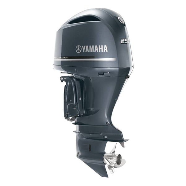 Yamaha Outboard Engines | Leisure & Commercial RIBs by Ballistic - f250