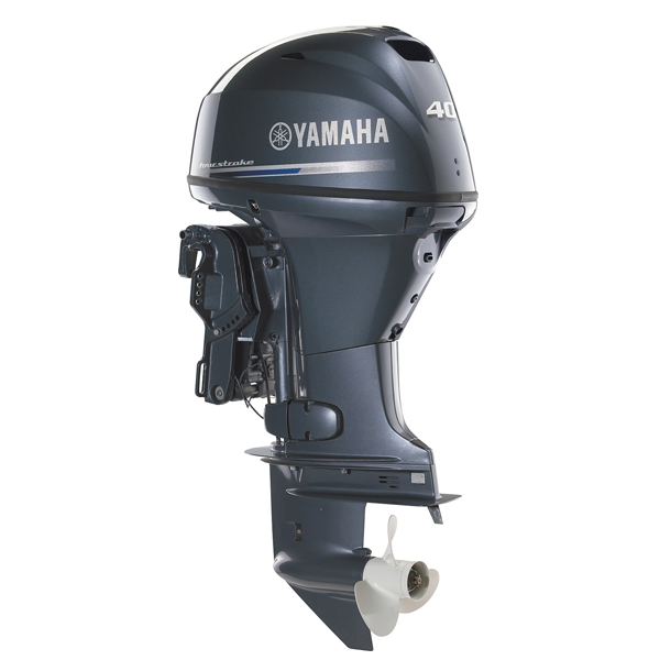 Yamaha Outboard Engines | Leisure & Commercial RIBs by Ballistic - f40