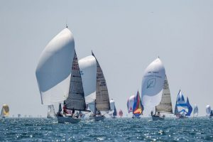 Round the Island Race by boat