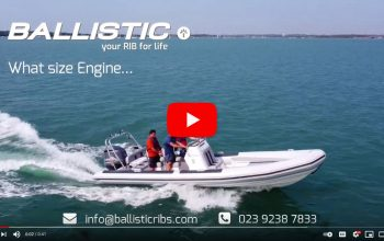 What size engine should I have on my RIB? - video