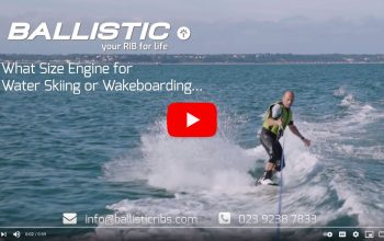 What size engine do I need for water skiing or wakeboarding? - video