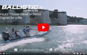 Should I use a Petrol or Diesel outboard for my RIB?